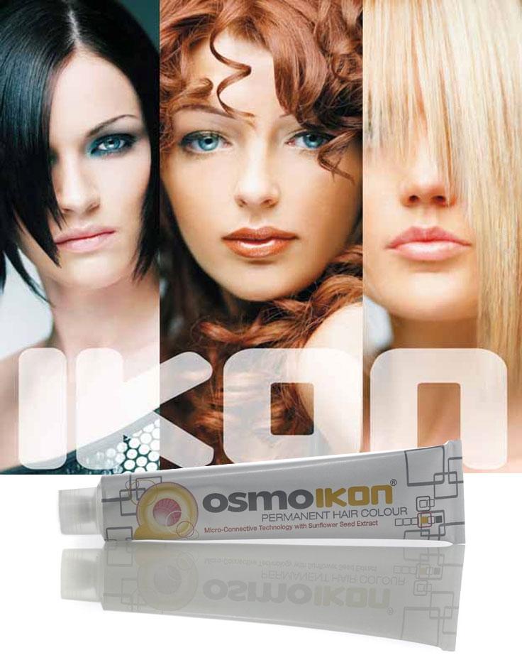 Osmo Ikon 45 Medium Mahogany Brown 100ml Beauty Centre Malta
